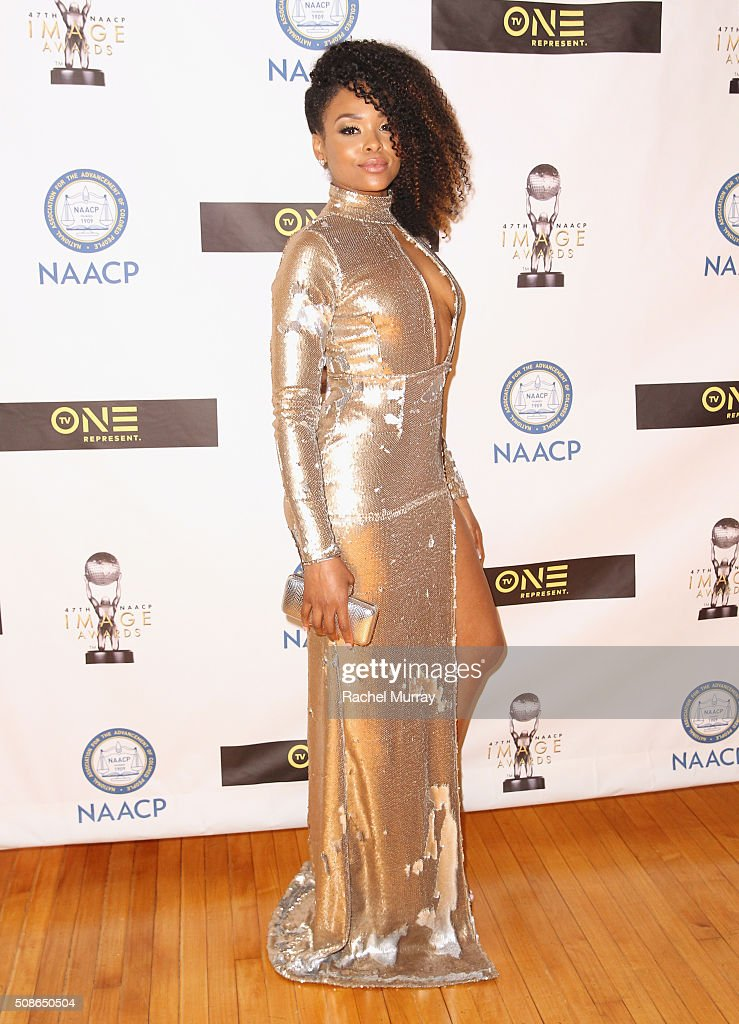 TV One At The 47th NAACP Image Awards