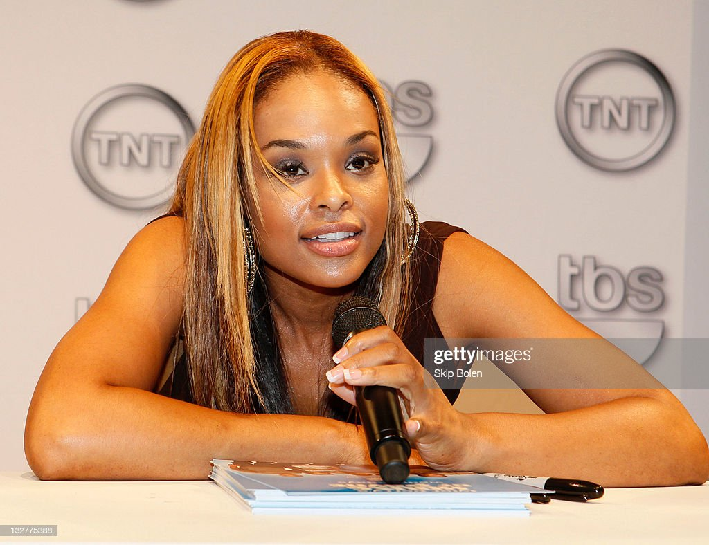 Actress Demetria McKinney of the TBS show 'House of Payne' attends the