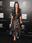 Actress Demi Moore attends the fifth annual PSLA Autumn Party benefiting Childrens Institute Inc sponsored by Saks Fifth Avenue with fashion partner...