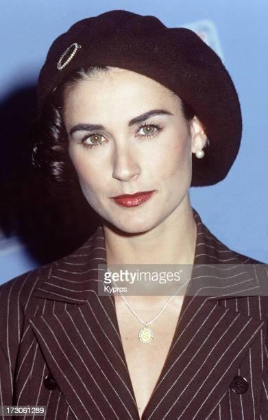 Actress Demi Moore circa 1992