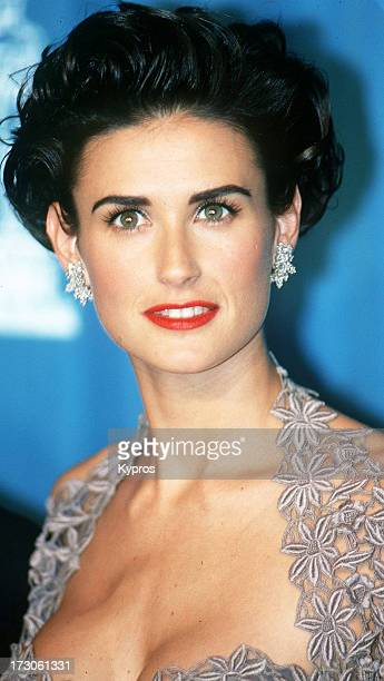 Actress Demi Moore circa 1995