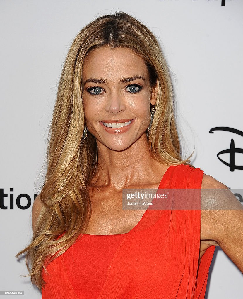 Actress Denise Richards attends the Disney Media Networks International Upfronts at Walt Disney Studios on May 19, 2013 in Burbank, California.