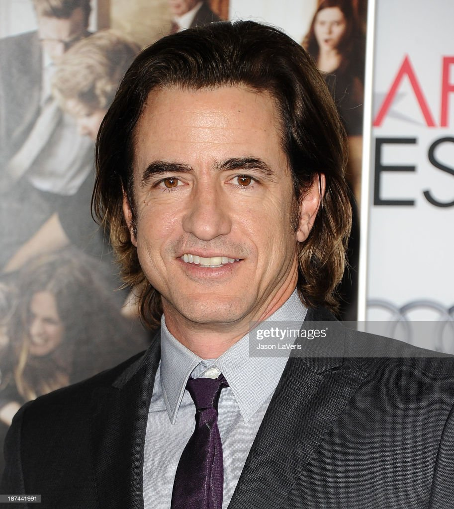 Actress <a gi-track='captionPersonalityLinkClicked' href=/galleries/search?phrase=Dermot+Mulroney&family=editorial&specificpeople=208776 ng-click='$event.stopPropagation()'>Dermot Mulroney</a> attends the premiere of 'August: Osage County' at the 2013 AFI Fest at TCL Chinese Theatre on November 8, 2013 in Hollywood, California.