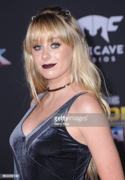 Actress DeVore Ledridge attends the World premiere of Disney and Marvel's 'Thor Ragnarok' at El Capitan Theatre on October 10 2017 in Los Angeles...