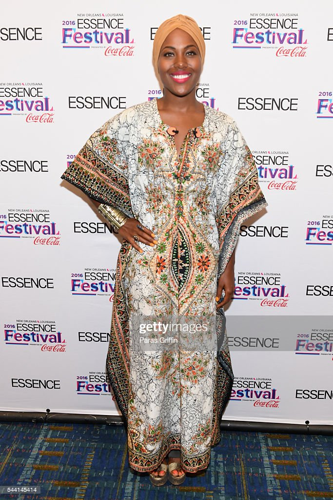 Actress DeWanda Wise attends the 2016 ESSENCE Festival Presented By Coca-Cola at Ernest N. Morial Convention Center on July 1, 2016 in New Orleans, Louisiana.