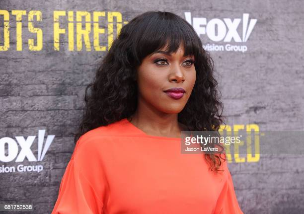 Actress DeWanda Wise attends the 'Shots Fired' FYC event at Saban Media Center on May 10 2017 in North Hollywood California