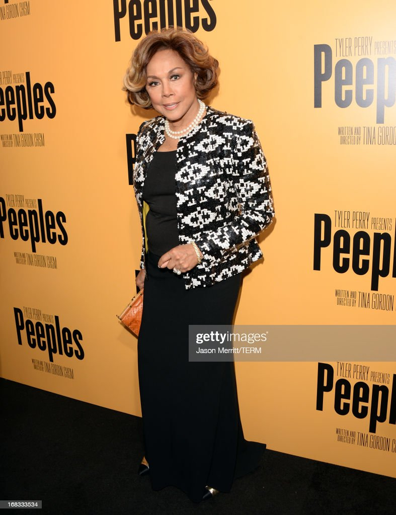 """Lionsgate Film And Tyler Perry Presents The Premiere Of """"Peeples"""" - Arrivals"""