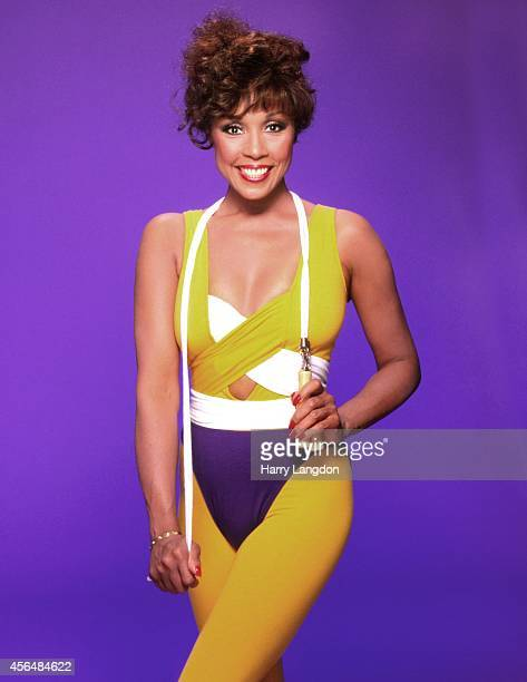 Actress Diahann Carroll poses for a portrait in 1992 in Los Angeles California