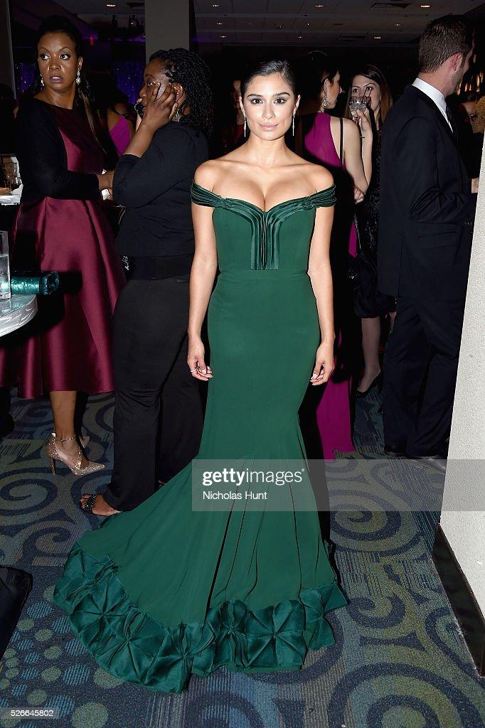 Actress Diane Guerrero attends the Yahoo News/ABC News White House Correspondents' Dinner Pre-Party at Washington Hilton on April 30, 2016 in Washington, DC.