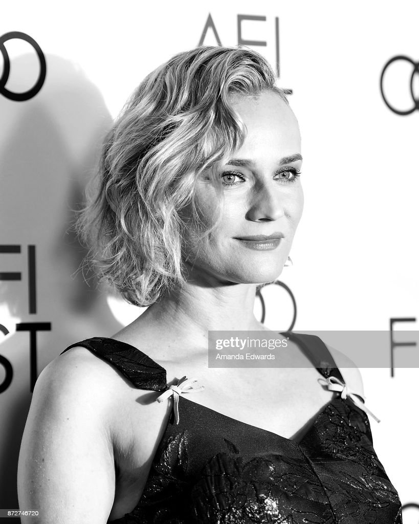 Actress Diane Kruger arrives at the AFI FEST 2017 Filmmakers' Photo Call at the TCL Chinese 6 Theatres on November 10, 2017 in Hollywood, California.