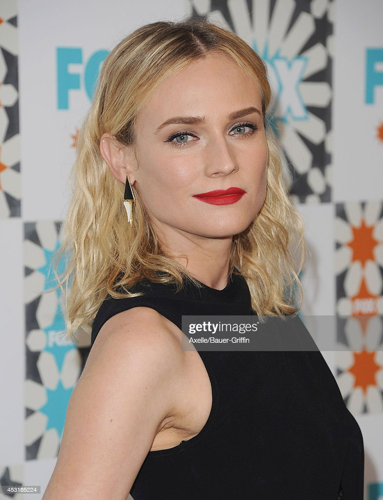 Actress <a gi-track='captionPersonalityLinkClicked' href=/galleries/search?phrase=Diane+Kruger&family=editorial&specificpeople=202640 ng-click='$event.stopPropagation()'>Diane Kruger</a> arrives at the FOX All-Star Party 2014 Television Critics Association Summer Press Tour at Soho House on July 20, 2014 in West Hollywood, California.