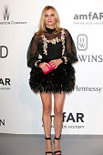 Actress Diane Kruger attends amfAR's 22nd Cinema Against AIDS Gala Presented By Bold Films And Harry Winston at Hotel du CapEdenRoc on May 21 2015 in...