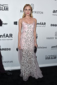 Actress Diane Kruger attends amfAR's Inspiration Gala Los Angeles at Milk Studios on October 29 2015 in Hollywood California
