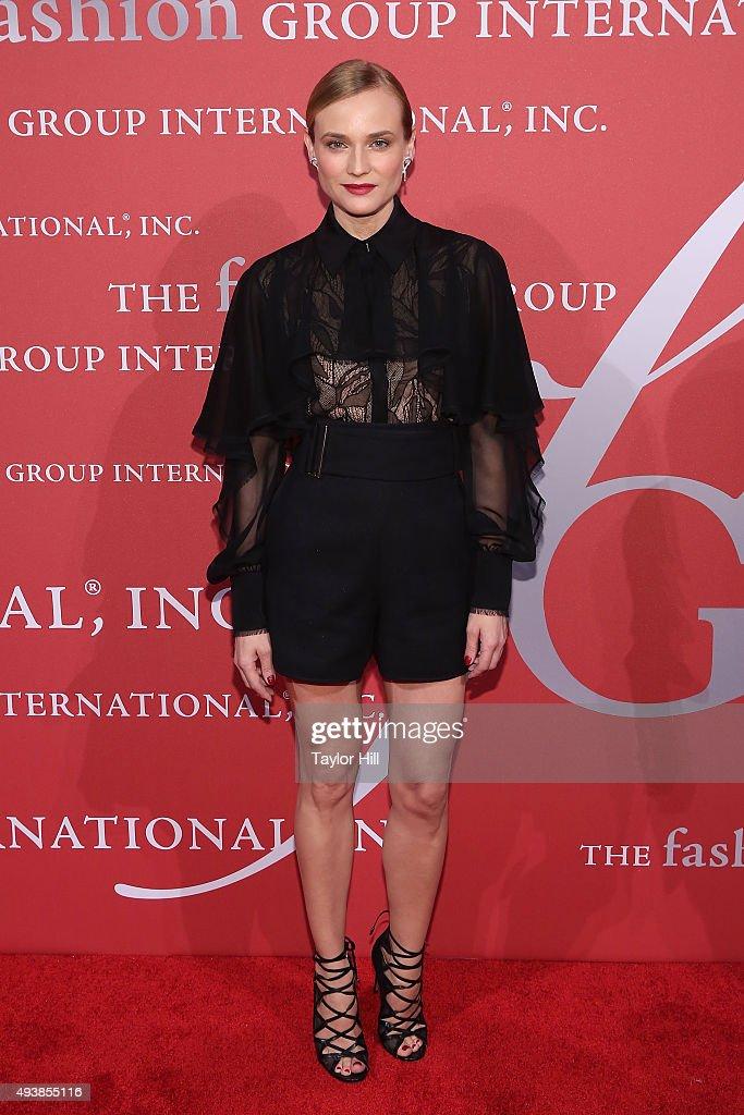 2015 Fashion Group International's Night Of Stars