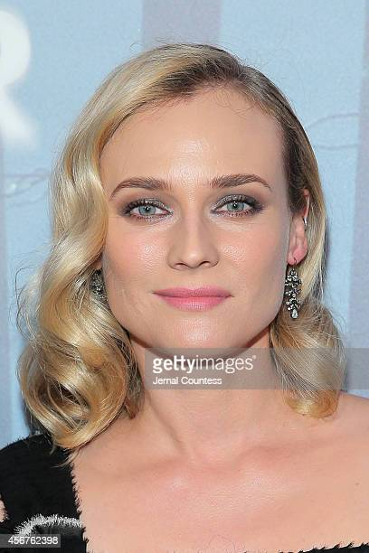 Actress Diane Kruger attends 'The Affair' New York Series Premiere on October 6 2014 in New York City