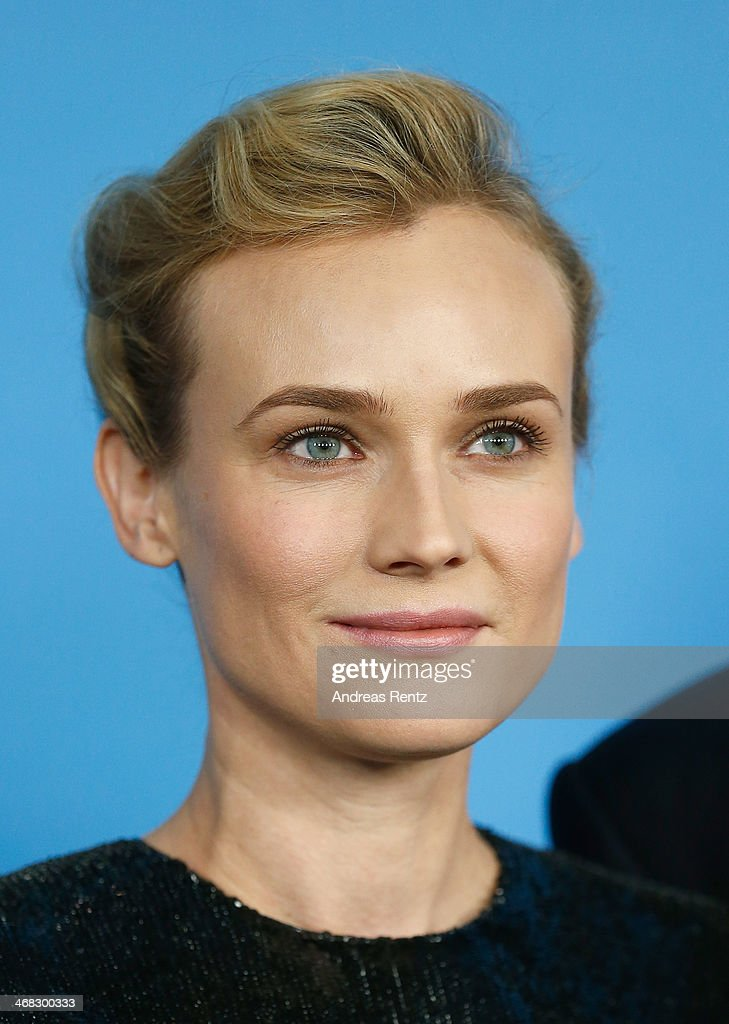 Actress Diane Kruger attends 'The Better Angels' photocall during 64th Berlinale International Film Festival at Grand Hyatt Hotel on February 10, 2014 in Berlin, Germany.