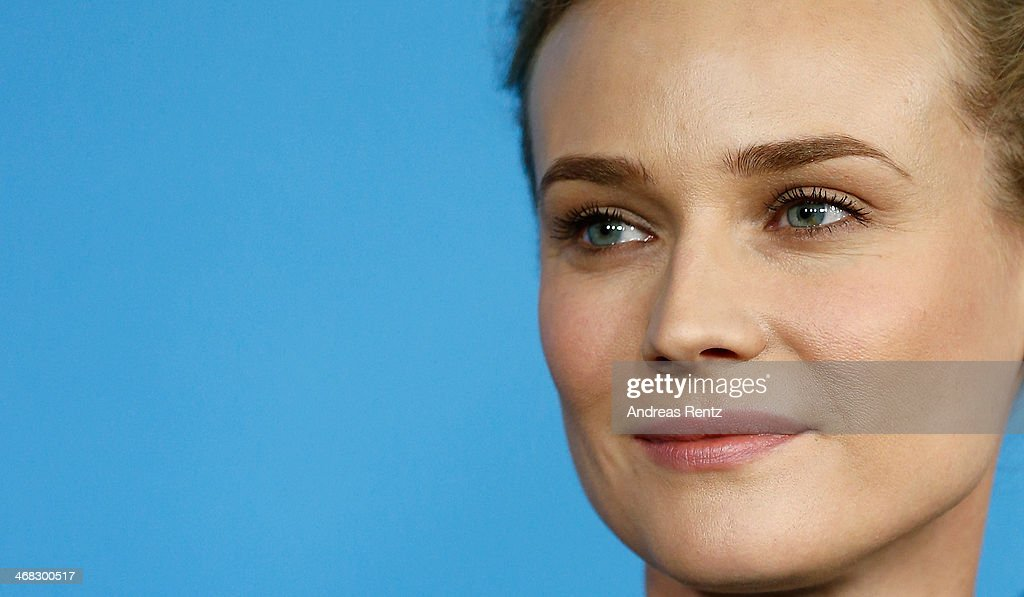 Actress <a gi-track='captionPersonalityLinkClicked' href=/galleries/search?phrase=Diane+Kruger&family=editorial&specificpeople=202640 ng-click='$event.stopPropagation()'>Diane Kruger</a> attends 'The Better Angels' photocall during 64th Berlinale International Film Festival at Grand Hyatt Hotel on February 10, 2014 in Berlin, Germany.