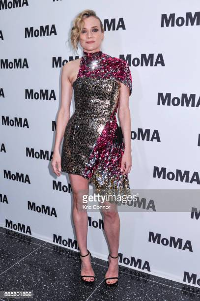 Actress Diane Kruger attends the MoMA's Contenders Screening of 'In The Fade' at MOMA on December 4 2017 in New York City