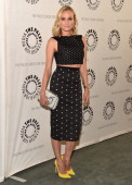 Actress Diane Kruger attends The Paley Center For Media Presents FX's 'The Bridge' at The Paley Center for Media on June 24 2014 in Beverly Hills...