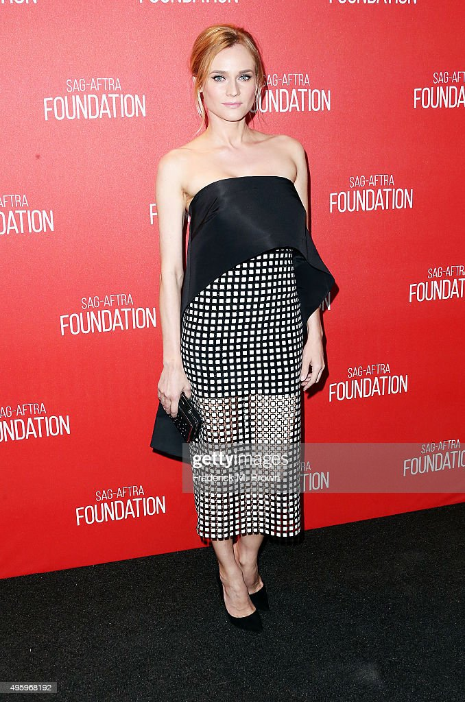 Actress <a gi-track='captionPersonalityLinkClicked' href=/galleries/search?phrase=Diane+Kruger&family=editorial&specificpeople=202640 ng-click='$event.stopPropagation()'>Diane Kruger</a> attends the Screen Actors Guild Foundation 30th Anniversary Celebration at the Wallis Annenberg Center for the Performing Arts on November 5, 2015 in Beverly Hills, California.