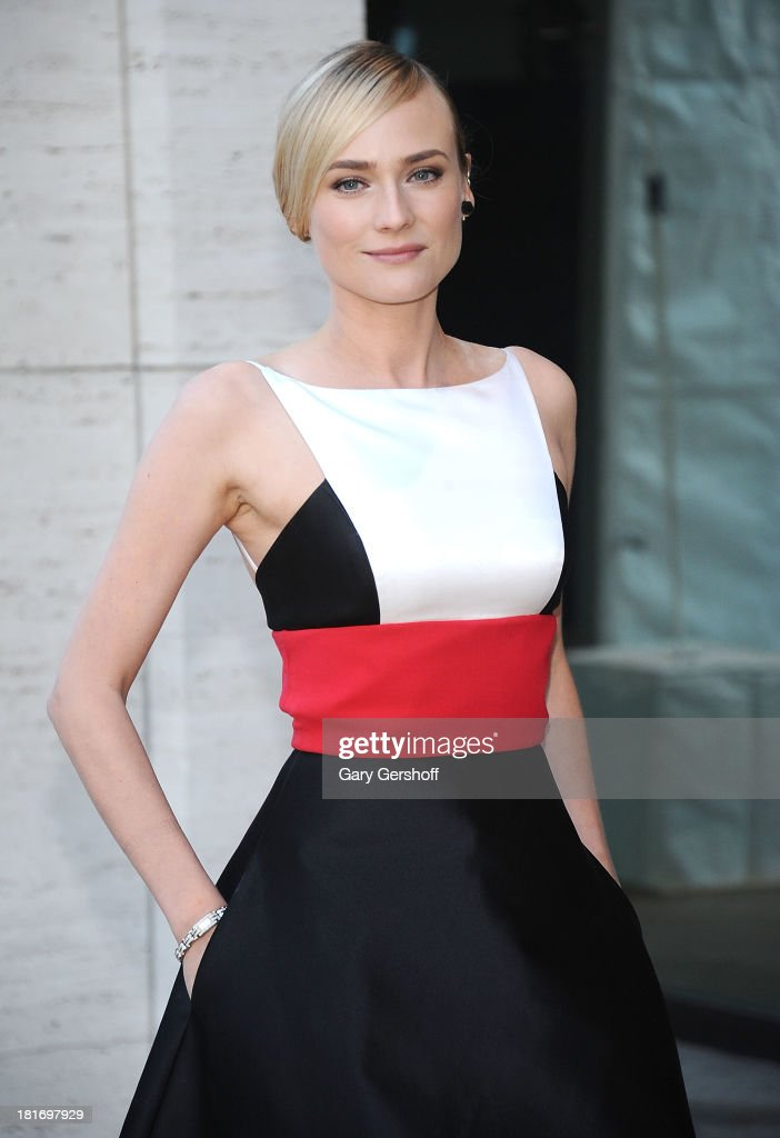 Actress <a gi-track='captionPersonalityLinkClicked' href=/galleries/search?phrase=Diane+Kruger&family=editorial&specificpeople=202640 ng-click='$event.stopPropagation()'>Diane Kruger</a> attends the season opening performance of Tchaikovsky's 'Eugene Onegin' at The Metropolitan Opera House on September 23, 2013 in New York City.