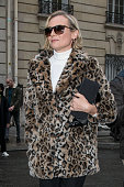 Celebrity Sightings In Paris -  January 15