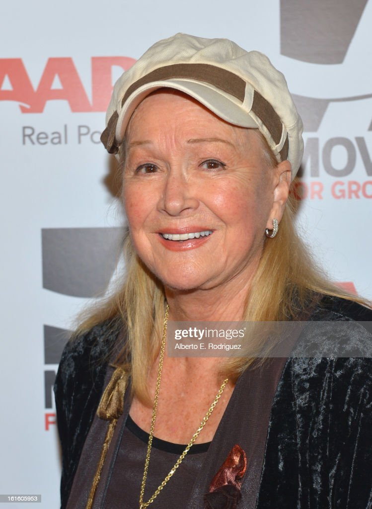 Actress <a gi-track='captionPersonalityLinkClicked' href=/galleries/search?phrase=Diane+Ladd&family=editorial&specificpeople=226819 ng-click='$event.stopPropagation()'>Diane Ladd</a> arrives to AARP The Magazine's 12th Annual Movies for Grownups Awards Luncheon at Peninsula Hotel on February 12, 2013 in Beverly Hills, California.