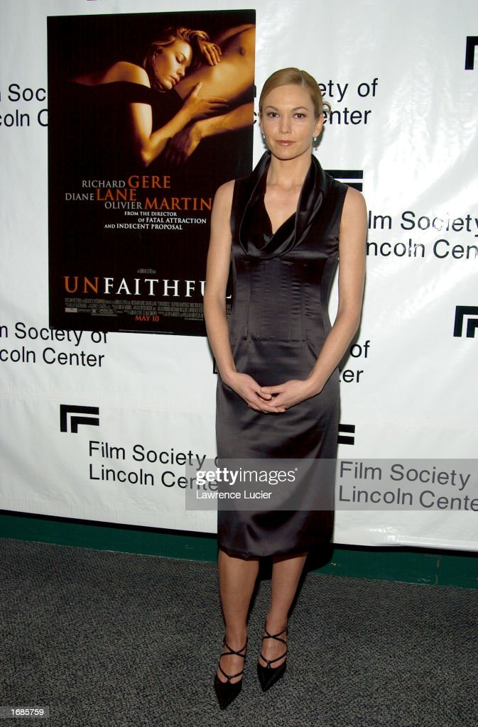 Actress Diane Lane attends 'Always A Natural: An Evening with Diane Lane' on December 12, 2002 at Walter Reade Theater in New York City.