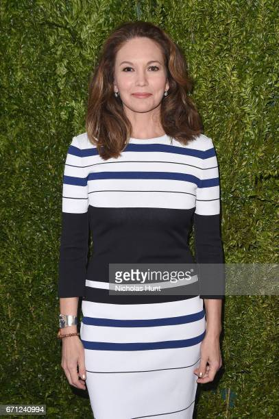 Actress Diane Lane attends CHANEL Tribeca Film Festival Women's Filmmaker Luncheon at The Odeon on April 21 2017 in New York City