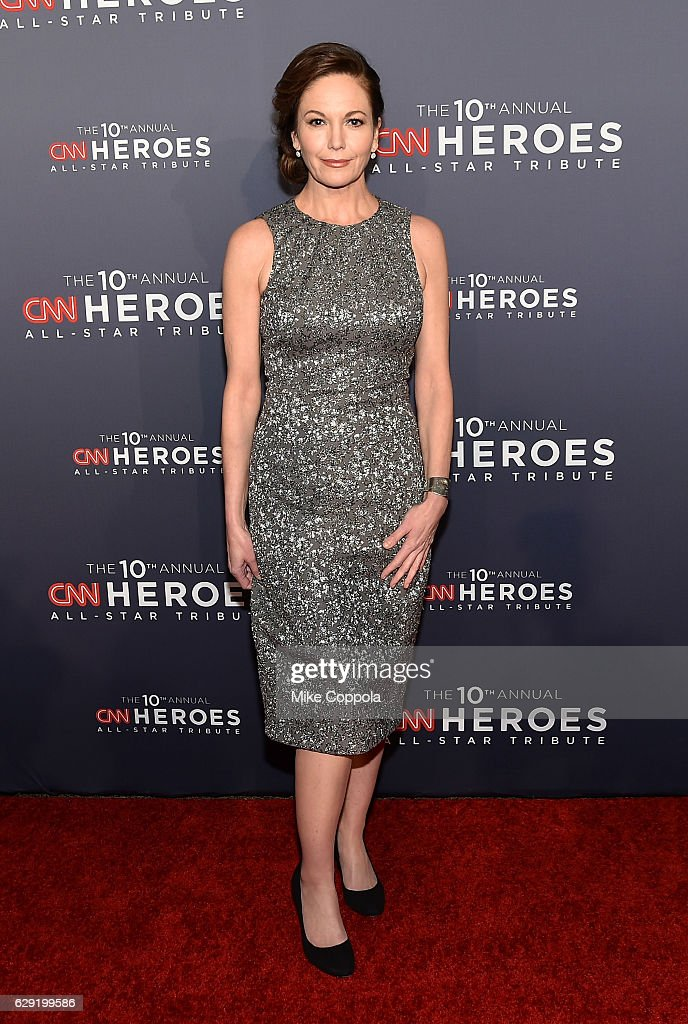 Actress Diane Lane attends CNN Heroes Gala 2016 at the American Museum of Natural History on December 11, 2016 in New York City. 26362_011
