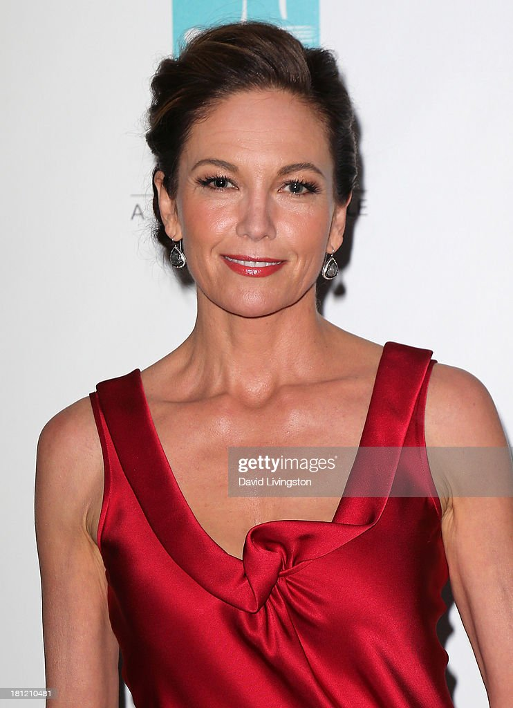 Actress Diane Lane attends Heifer International's 'Beyond Hunger: A Place at the Table' gala at Montage Beverly Hills on September 19, 2013 in Beverly Hills, California.