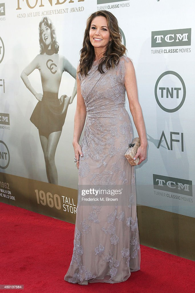 Actress Diane Lane attends the 2014 AFI Life Achievement Award: A Tribute to Jane Fonda at the Dolby Theatre on June 5, 2014 in Hollywood, California. Tribute show airing Saturday, June 14, 2014 at 9pm ET/PT on TNT.