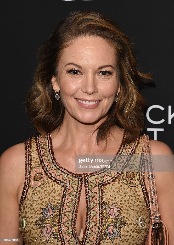 Actress <a gi-track='captionPersonalityLinkClicked' href=/galleries/search?phrase=Diane+Lane&family=editorial&specificpeople=206364 ng-click='$event.stopPropagation()'>Diane Lane</a> attends the premiere of Bleecker Street Media's 'Trumbo' at Samuel Goldwyn Theater on October 27, 2015 in Beverly Hills, California.