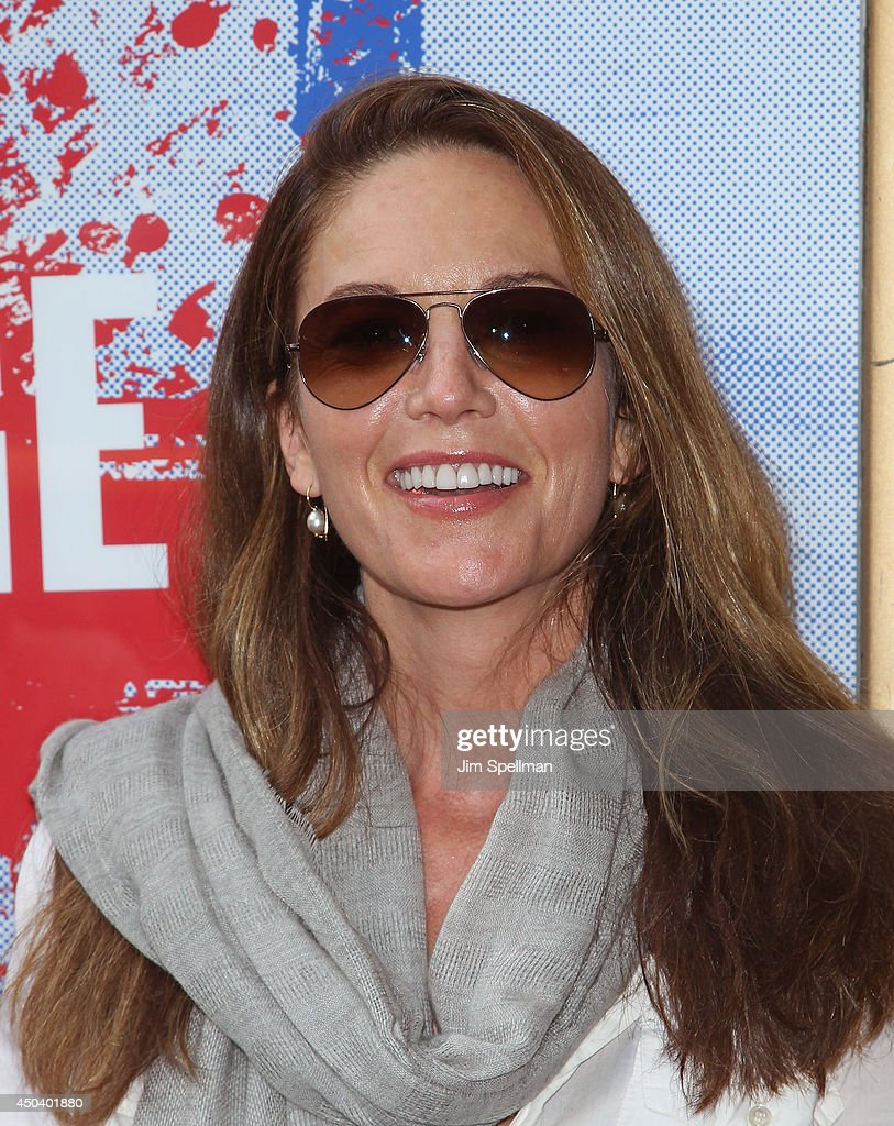 Actress <a gi-track='captionPersonalityLinkClicked' href=/galleries/search?phrase=Diane+Lane&family=editorial&specificpeople=206364 ng-click='$event.stopPropagation()'>Diane Lane</a> attends the 'The Village Bike' Opening Night at Lucille Lortel Theatre on June 10, 2014 in New York City.