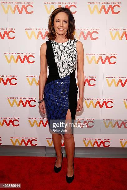 Actress Diane Lane attends The Women's Media Center 2015 Women's Media Awards on November 5 2015 in New York City