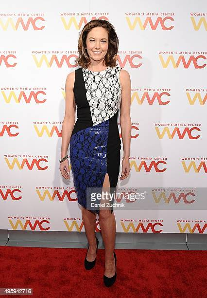 Actress Diane Lane attends The Women's Media Center 2015 Women's Media Awards at Capitale on November 5 2015 in New York City