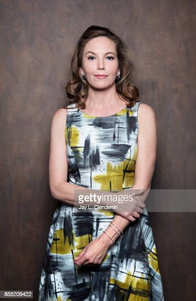 Actress Diane Lane from the film 'Mark Felt The Man Who Brought Down the White House' poses for a portrait at the 2017 Toronto International Film...