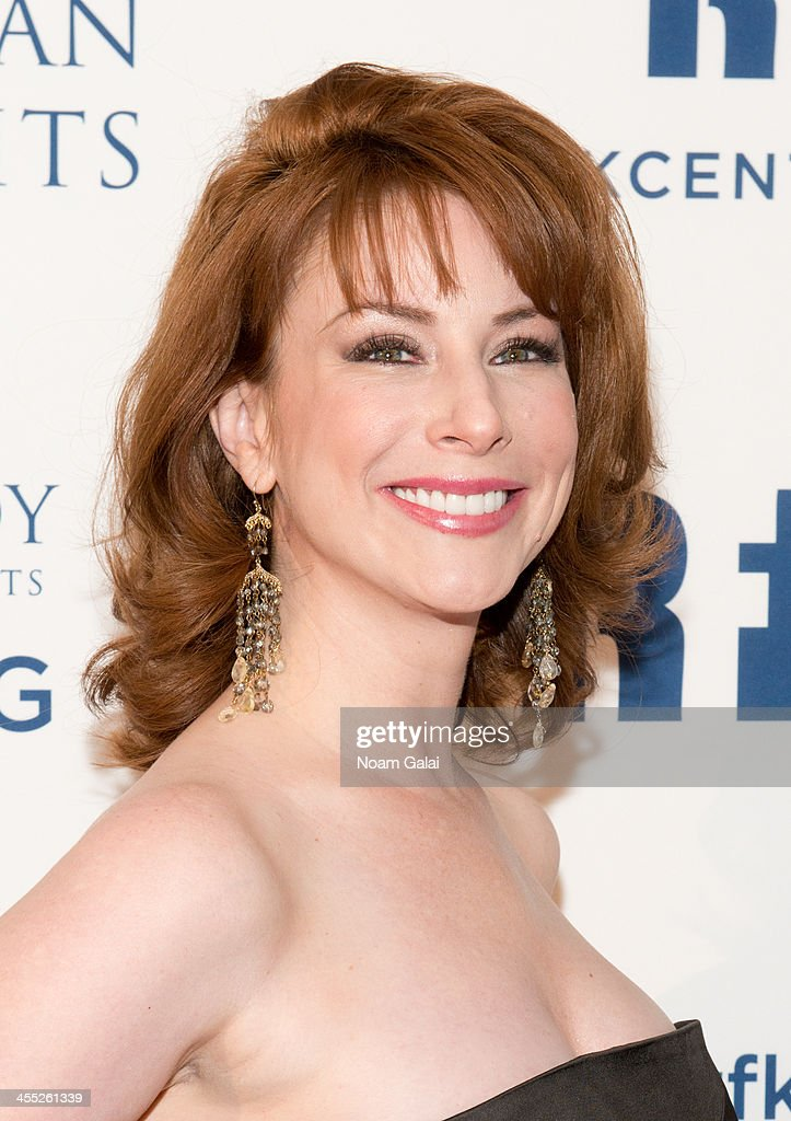 Actress <a gi-track='captionPersonalityLinkClicked' href=/galleries/search?phrase=Diane+Neal&family=editorial&specificpeople=208857 ng-click='$event.stopPropagation()'>Diane Neal</a> attends the 2013 Ripple of Hope Awards Dinner at New York Hilton on December 11, 2013 in New York City.