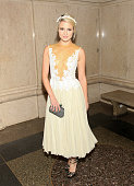 Actress Dianna Agron attends 2014 American Museum Of Natural History 2014 Museum Gala at American Museum of Natural History on November 20 2014 in...