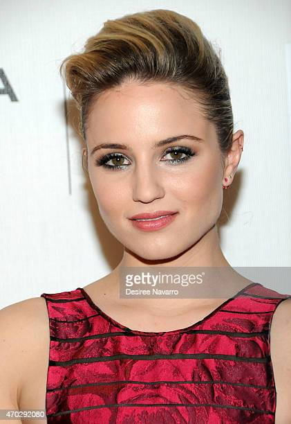 Actress Dianna Agron attends 2015 Tribeca Film Festival World Premiere Narrative 'Tumbledown' at BMCC Tribeca PAC on April 18 2015 in New York City