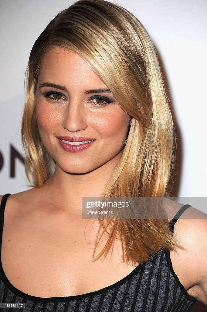 Actress <a gi-track='captionPersonalityLinkClicked' href=/galleries/search?phrase=Dianna+Agron&family=editorial&specificpeople=4439685 ng-click='$event.stopPropagation()'>Dianna Agron</a> attends MOCA 35th Anniversary Gala Celebration at The Geffen Contemporary at MOCA on March 29, 2014 in Los Angeles, California.