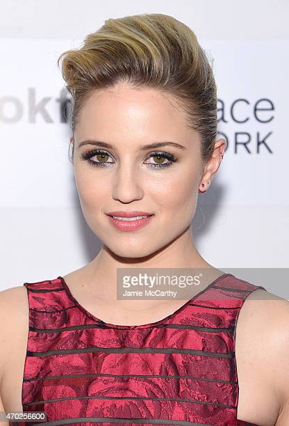 Actress Dianna Agron attends the premiere of 'Tumbledown' during the 2015 Tribeca Film Festival at BMCC Tribeca PAC on April 18 2015 in New York City