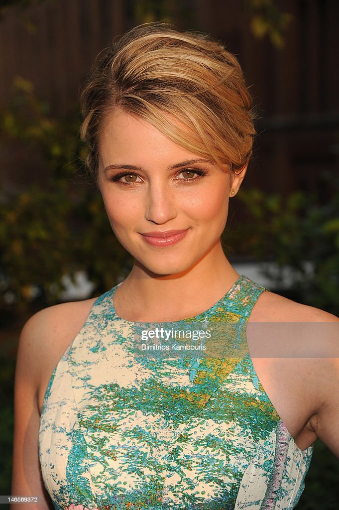 Actress Dianna Agron attends the Summer Party on the HIGH LINE, Presented by COACH at The Highline on June 19, 2012 in New York City.