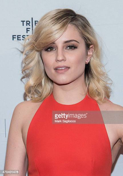Actress Dianna Agron attends the world premiere of 'Bare' at the 2015 Tribeca Film Festival at SVA Theatre 2 on April 19 2015 in New York City