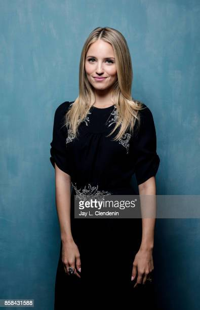 Actress Dianna Agron from the film 'Novitiate' poses for a portrait at the 2017 Toronto International Film Festival for Los Angeles Times on...