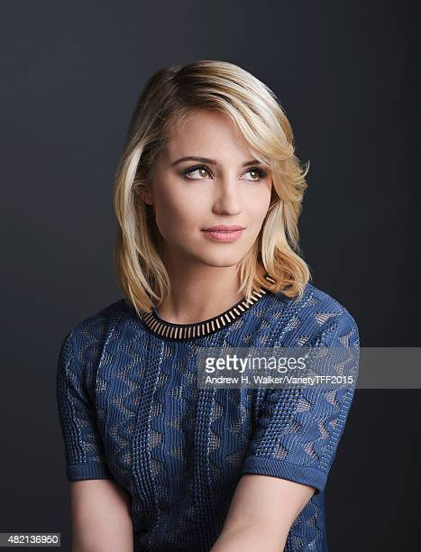 Actress Dianna Agron is photographed for Variety at the Tribeca Film Festival on April 20 2015 in New York City CREDIT MUST READ Andrew H...