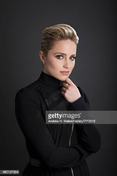 Actress Dianna Agron is photographed for Variety at the Tribeca Film Festival on April 18 2015 in New York City CREDIT MUST READ Andrew H...