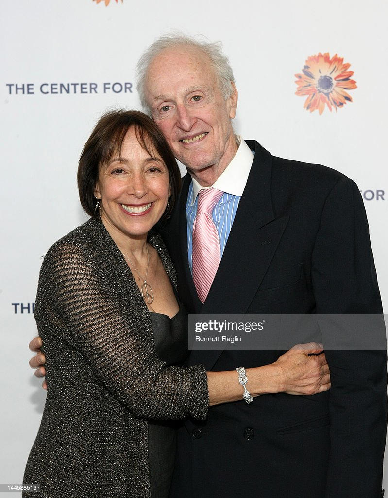 Actress <a gi-track='captionPersonalityLinkClicked' href=/galleries/search?phrase=Didi+Conn&family=editorial&specificpeople=1534112 ng-click='$event.stopPropagation()'>Didi Conn</a> and composer David Shire attend the 'Evening Of Discovery' Gala at Pier Sixty at Chelsea Piers on May 15, 2012 in New York City.