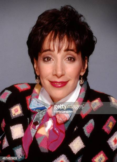 Actress Didi Conn poses for a portrait circa 1992 in Los Angeles California