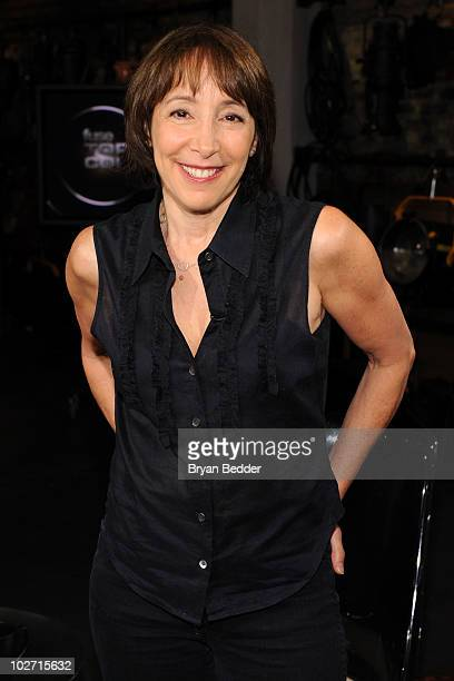 Actress Didi Conn visits 'Fuse Top 20 Countdown' at fuse Studios on July 8 2010 in New York City